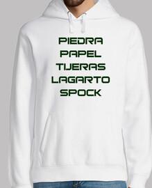 Piedra papel tijeras lagarto Spock