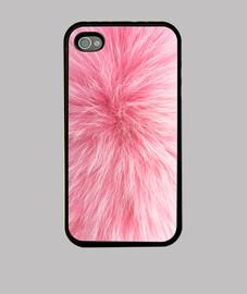 piel de color rosa