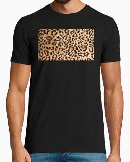 Camiseta Piel de un leopardo