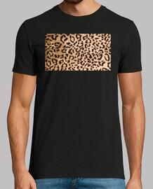 Piel de un leopardo