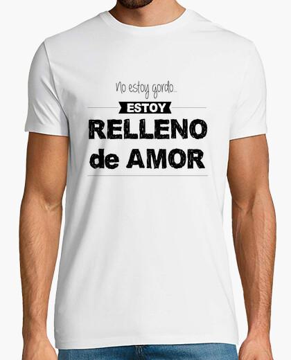 T-shirt Pieno d' amore