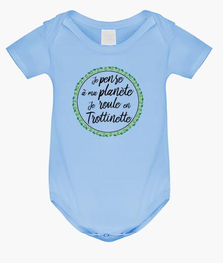 Ropa infantil Pienso en mi planeta