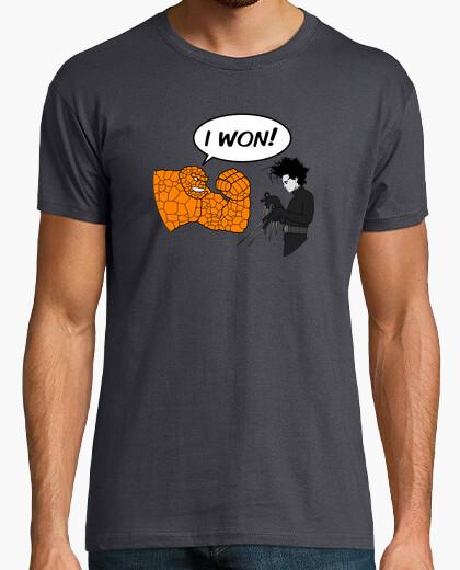 Tee-shirt Pierre vs ciseaux