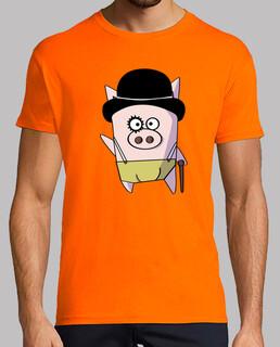 pig dans clockwork orange
