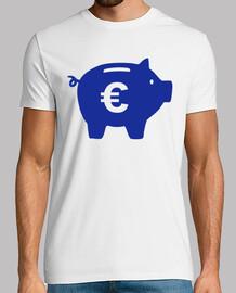 piggy bank euro
