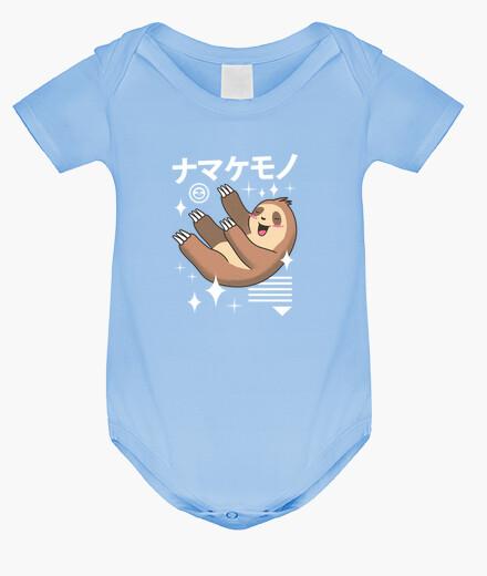 Abbigliamento bambino pigrizia kawaii