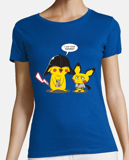 Pika Vader Strikes Back - Woman T-Shirt