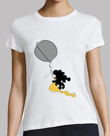 Pilla la Luna Camiseta Chica