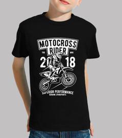 pilota di motocross