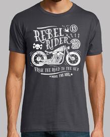 pilote rebelle. de la route vers le ciel