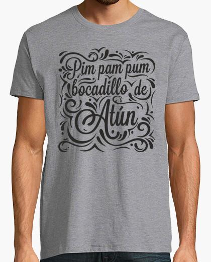 Camiseta PIM PAM PUM BOCADILLO DE ATÚN
