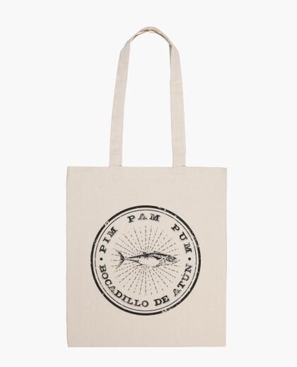 Pim pam pum tuna sandwich stamp bag