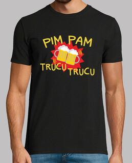 Pim Pam trucu trucu cañas