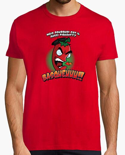 Tee-shirt Piment Basque Tee Shirt