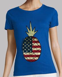 Piña Bandera America / USA / EEUU
