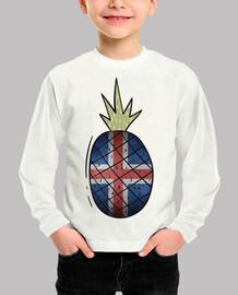 Piña Bandera Islandia