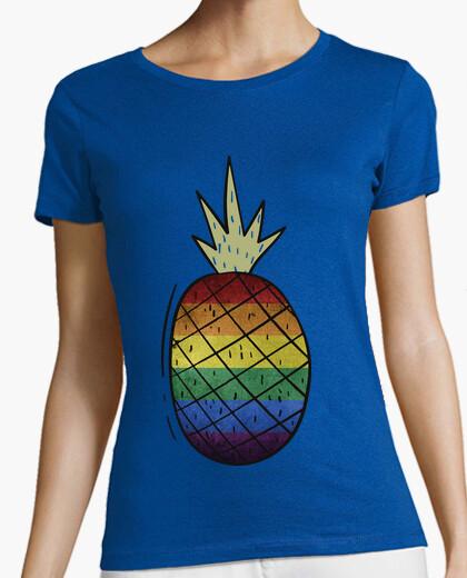 Camiseta Piña Bandera Orgullo / Bandera LGBTI