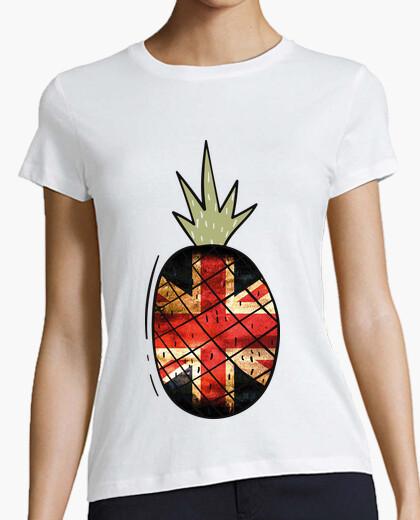 Camiseta Piña Bandera Reino Unido / Gran Bretaña