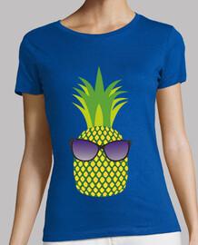 Piña con Gafas de Sol 2