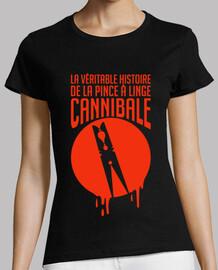 Pince à linge cannibale