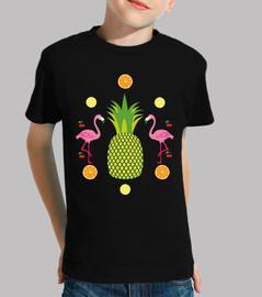 pineapple / flamingo / cherry / citrus / festival