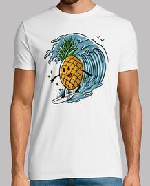Pineapple Surfing