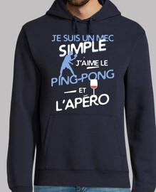 Ping-pong: Un mec simple