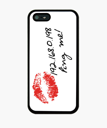 Ping me! iphone cases