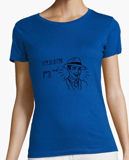Camiseta Ping me! (Woman)