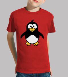 pingouin comique