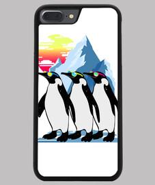 pingouins heure d39été