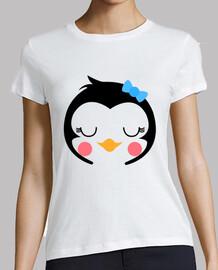 Pingüino chica