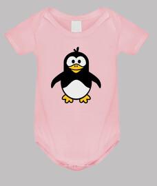 pingüino cómico