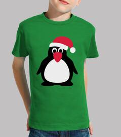 pingüino de santa