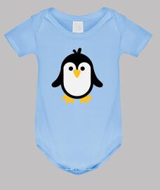pingüino divertido
