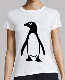 pingüino negro