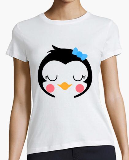 T-shirt pinguino ragazza