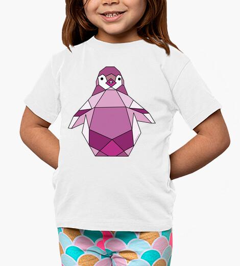 Ropa infantil Pingüino Rosa