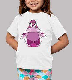 Pingüino Rosa