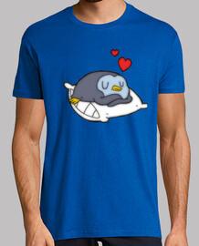 Pinguino soñador