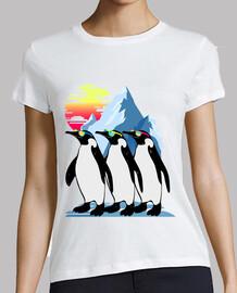pingüinos de verano