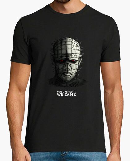 Camiseta Pinhead - Hellraiser