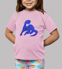 Pink Diplodocus Kid