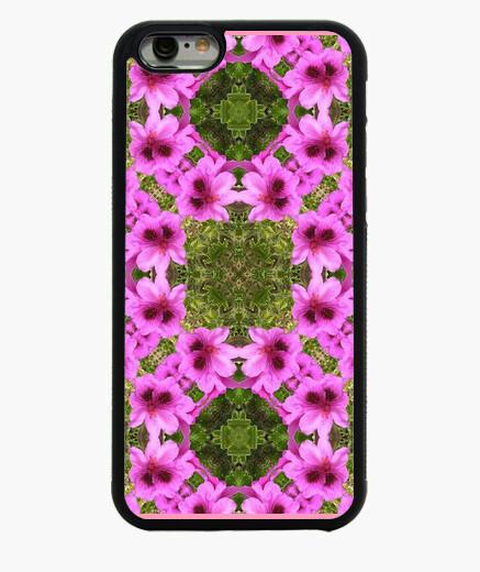 Funda iPhone 6 / 6S Pink flowers