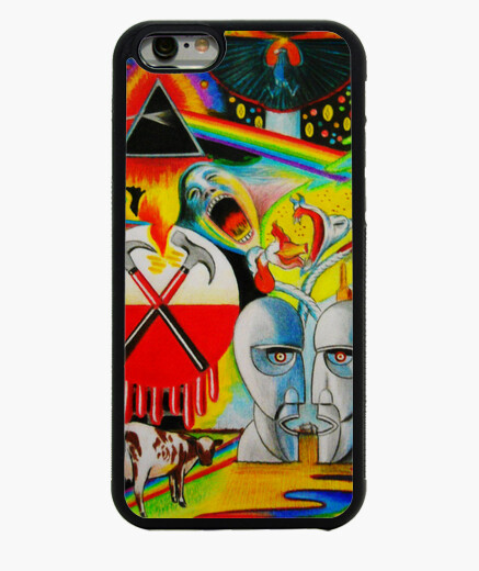 Funda iphone 6 pink floyd funda para iphone 6 n 971043 fundas iphone latostadora - Personalizar funda iphone ...