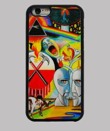Pink Floyd funda para iPhone 6