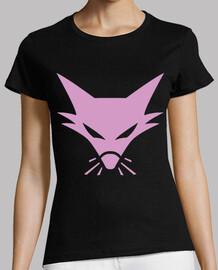 Pink Fox Face