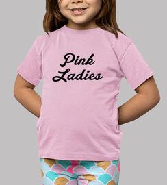 Pink Ladies Niño, rosa