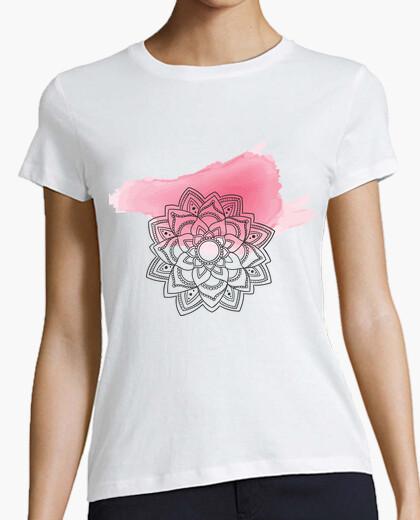 Camiseta Pink mandala