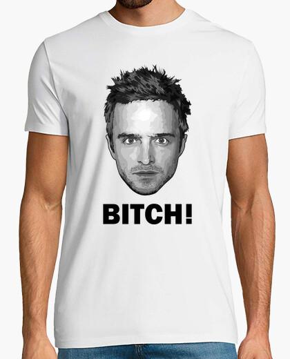 Camiseta Pinkman - Bitch! (Breaking Bad)